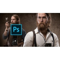 Portrait Photography & In Depth Photoshop Retouching