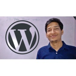 WordPress MasterClass2018: Complete WordPress Beginners Guide found on Bargain Bro India from Udemy for $19.99
