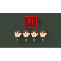 2D Digital Animation with Flash Part-2 (Character Animation)