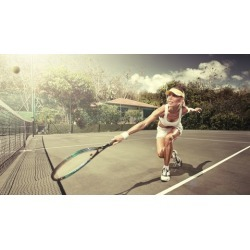 Tennis-Fitness Masterclass For All Levels of Player found on Bargain Bro UK from Udemy