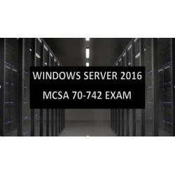 70-742 MCSA Identity with Windows Server 2016: Practice Test