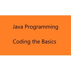 Code Four Java Beginner Programs in Less Than 2 Hours