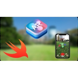 ARKit - Beginner to Professional in Swift and iOS found on Bargain Bro Philippines from Udemy for $19.99