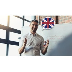 Learn to Speak English with a Clear British Accent found on Bargain Bro UK from Udemy