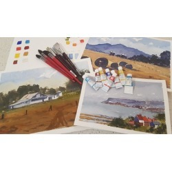 Watercolor Painting - Introduction To Watercolor Painting