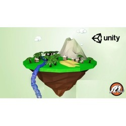 Professional Game Development: 3D Modeling and Unity C#