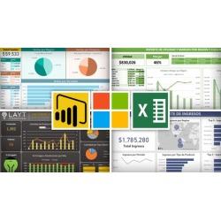 Curso Excel y Power BI Anlisis y Visualizacin de Datos