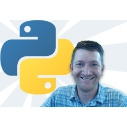Complete Python Programming Masterclass Beginner to Advanced found on Bargain Bro India from Udemy for $199.99
