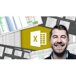 Microsoft Excel - Excel Power Query, Power Pivot & DAX