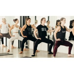 Accredited Barre Teacher Training Program