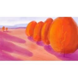 Learn how to make wonderful digital watercolor paintings