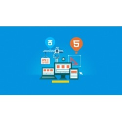 Responsive Web Design with HTML5 and CSS3 - Advanced found on Bargain Bro India from Udemy for $34.99