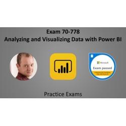 Exam 70-778 - Microsoft Power BI - Practice Test (2019)