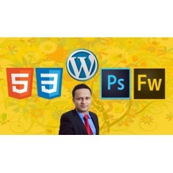 WordPress Web Design and Advanced Theme Development found on Bargain Bro India from Udemy for $79.99