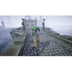 Souls-Like Action RPG: Unreal Engine 4 Multiplayer Game