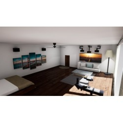 Create an Apartment Scene in Blender and Unreal Engine
