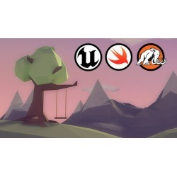 Beginner's Swift 4 & Unreal Engine - Learn Xcode, Make Games