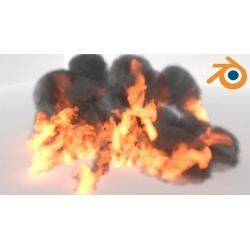 Fire & Smoke Simulation Guide in Blender 2.8