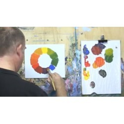 Color Mixing Course in Acrylics & Oil Paints