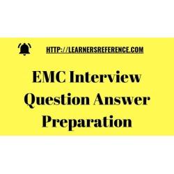 EMC Interview Questions