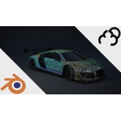 Blender UV Mapping - Complete Guide to UV Mapping in Blender