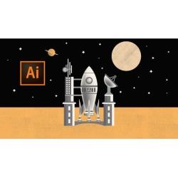 Digital Illustration Tricks in Adobe Illustrator