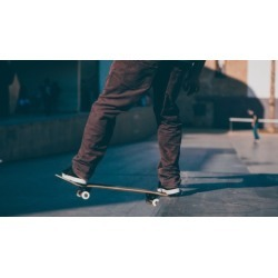 Learn to skateboard - Foundation