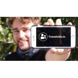 Step by Step Mobile Phone Travel Videos