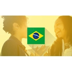 Learn Brazilian Portuguese to Travel Around Brazil found on Bargain Bro India from Udemy for $199.99