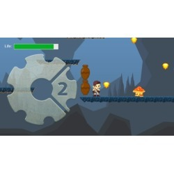 HOT & NEW: Build a Full Platform Game With Construct 2 or 3 found on Bargain Bro India from Udemy for $19.99