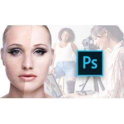 Adobe Photoshop Beauty Retouching - Good For Beginners found on Bargain Bro India from Udemy for $19.99
