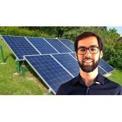 The Ultimate OFF-GRID Solar Energy Course. Become a Pro!
