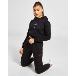 Ellesse Cargo Fleece Joggers - Only at JD - Black/Orange - Womens found on MODAPINS from JD Sports Malaysia for USD $67.89