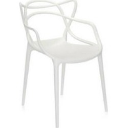 Masters Chair Set Of 2 White