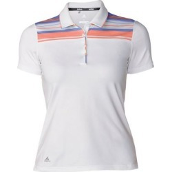 Adidas Women's Ultimate Merch Short Sleeve Polo - LTPurple XL found on Bargain Bro India from golftown.com for $57.14