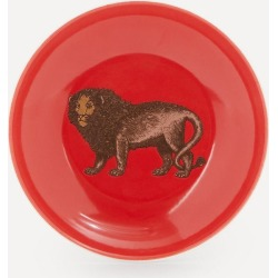 Lion Small Plate found on Bargain Bro UK from Liberty.co.uk