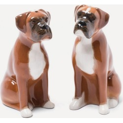 Boxer Salt and Pepper Shakers found on Bargain Bro UK from Liberty.co.uk