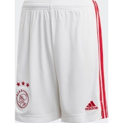 adidas Ajax 2020/21 Home Shorts Junior PRE ORDER - White - Kids