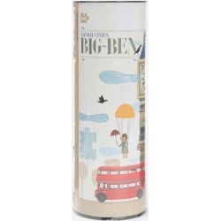 Big Ben Puzzle found on Bargain Bro UK from Liberty.co.uk