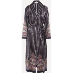 Seraphina Silk Charmeuse Robe found on MODAPINS from Liberty London US for USD $795.00