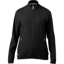 Adidas Women's Essentials Full Zip Wind Jacket  - Black L found on MODAPINS from golftown.com for USD $59.68