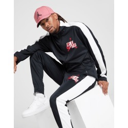 Jordan Air Track Top - Black/White/Red - Mens found on MODAPINS from JD Sports Malaysia for USD $98.89