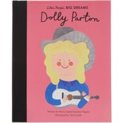 Little People, Big Dreams Dolly Parton found on Bargain Bro UK from Liberty.co.uk