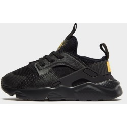 Nike Air Huarache Ultra Infant - Only at JD Australia - Black/Yellow - Kids