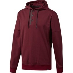 Adidas Men's Adicross Bonded Hoodie - Red M found on Bargain Bro India from golftown.com for $79.99