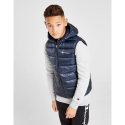 Champion Padded Gilet Junior - Only at JD Australia - Navy/Camo - Kids