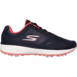Skechers Women's Go Golf Pro Spiked Golf Shoe - NVY/Pink - M 9 found on Bargain Bro India from golftown.com for $115.02