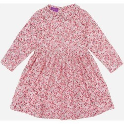 Phoebe Long Sleeve Tana Lawn Cotton Dress 2-10 Years found on Bargain Bro UK from Liberty.co.uk