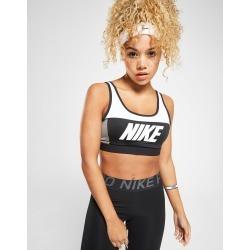 NIKE Nike Classic Women's Medium Support Sports Bra - White/Black found on MODAPINS from JD Sports Australia for USD $42.08