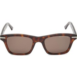 1337-02 Square Acetate Sunglasses